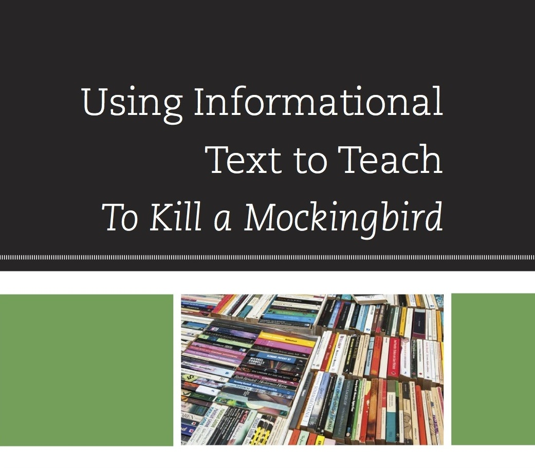 to kill a mockingbird text pdf